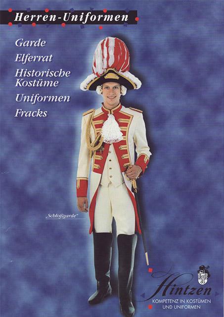 Herren-Uniform Seite 1