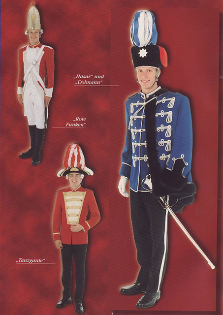 Herren-Uniform Seite 11