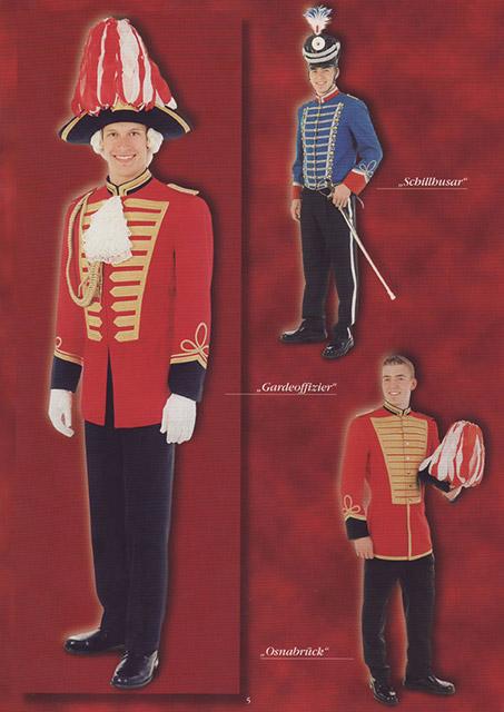 Herren-Uniform Seite 12