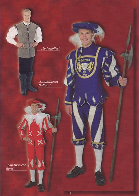 Herren-Uniform Seite 6