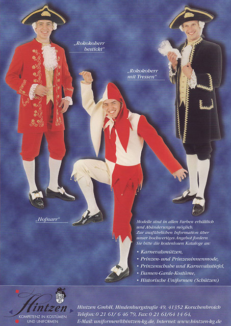 Herren-Uniform Seite 8
