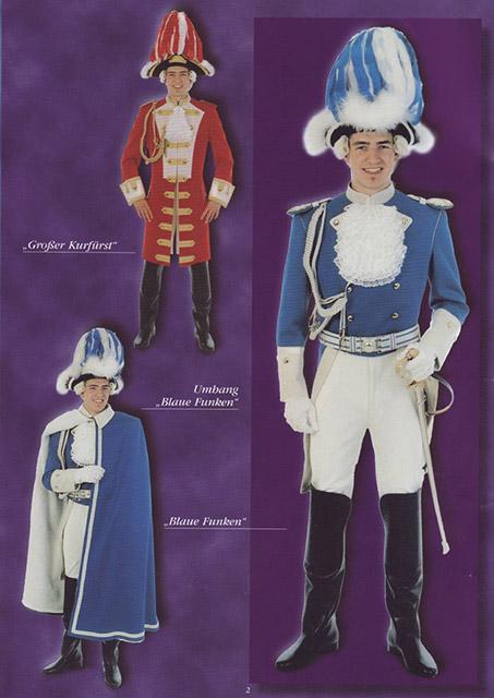 Herren-Uniform Seite 9