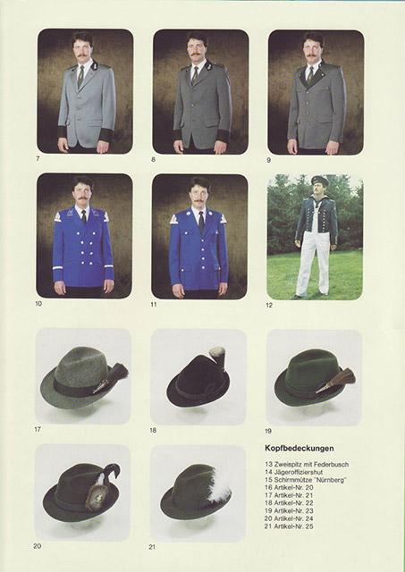 Historische Uniformen Hintzen Seite 3