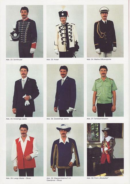 Historische Uniformen Hintzen Seite 4