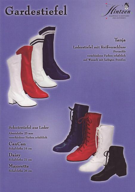 Schuhe und Stiefel für Karneval Seite 1
