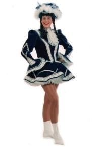 Kostüme für Tanzmariechen und Tanzpaare