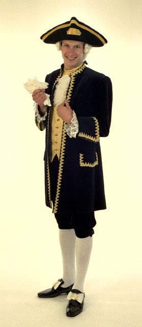 Rokoko Kostüme für Herren von Hintzen