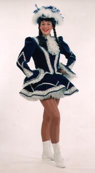 Kostüme für Tanzmariechen von Hintzen