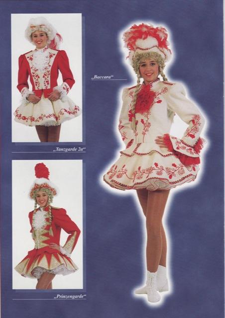 Garde-Kostüme Katalog Seite 2