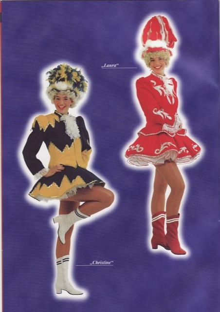 Garde-Kostüme Katalog Seite 5