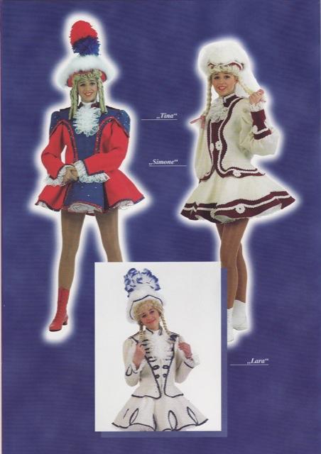 Garde-Kostüme Katalog Seite 7
