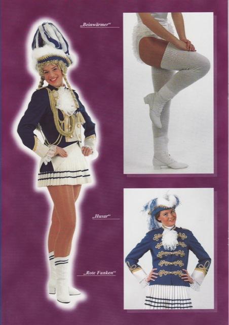 Garde-Kostüme Katalog Seite 9