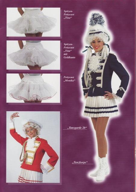 Garde-Kostüme Katalog Seite 10
