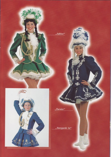 Garde-Kostüme Katalog Seite 12