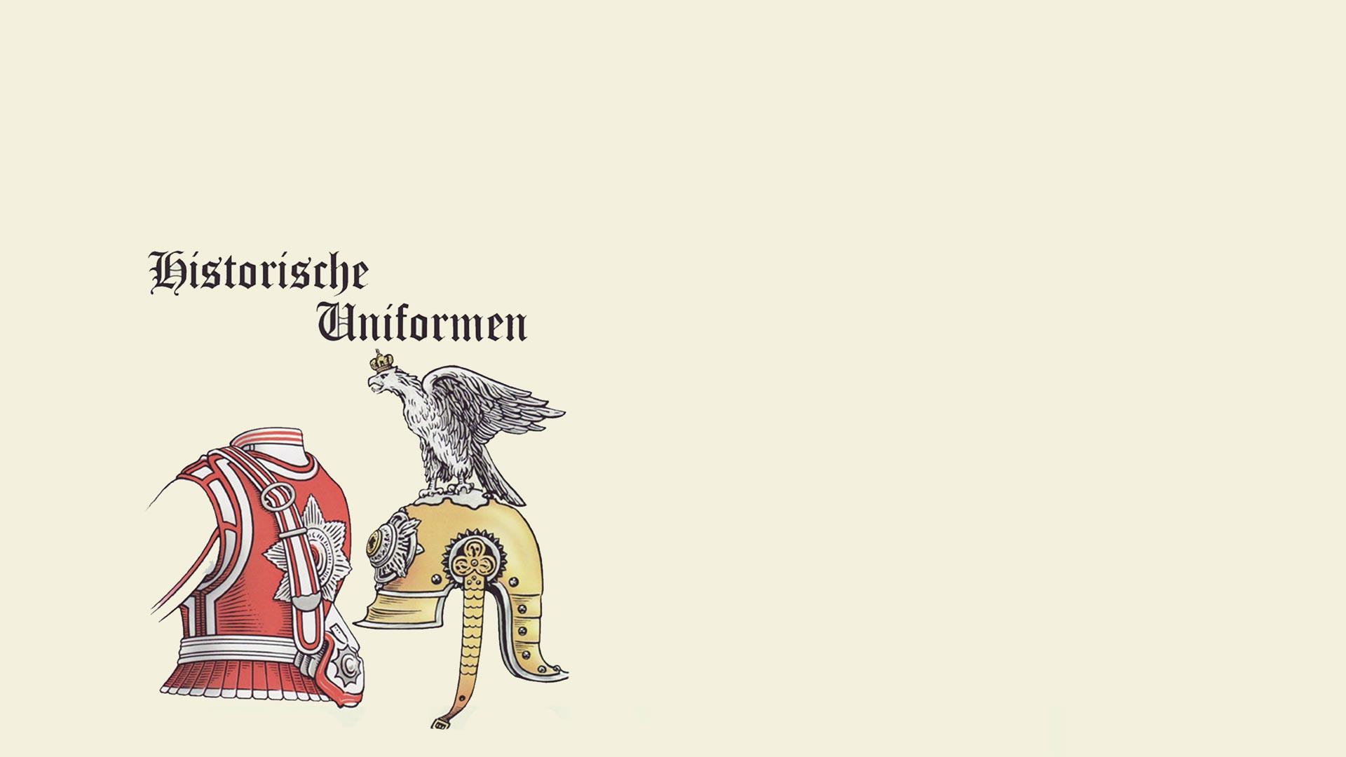 Historische Uniformen mieten