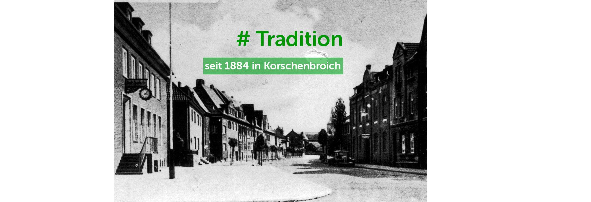 Traditionen Hintzen Korschenbroich