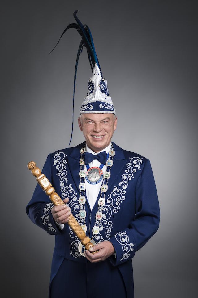 Stadtprinz von Groß-Oberhausener Karneval 1954 e.V. Saison 2017/18