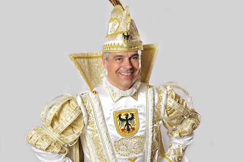 Prinz von Aachen 2014