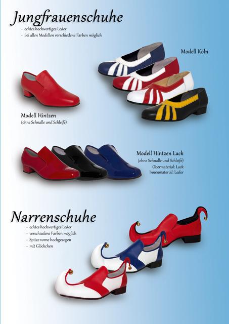 Schuhe und Stiefel für Karneval Seite 3