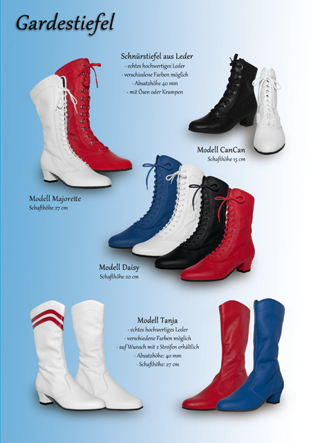 Schuhe und Stiefel für Karneval Seite 4