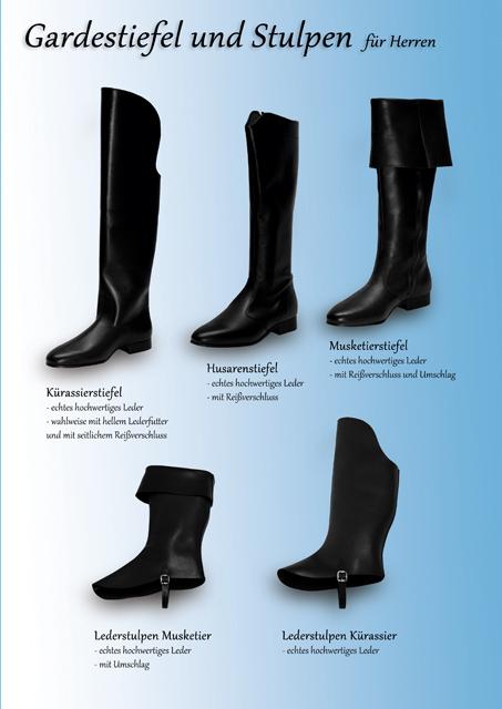 Schuhe und Stiefel für Karneval Seite 5