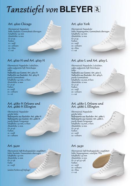 Schuhe und Stiefel für Karneval Seite 6