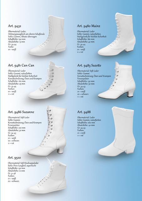 Schuhe und Stiefel für Karneval Seite 7